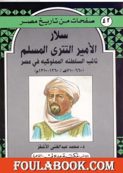 سلار الأمير التتري المسلم - نائب السلطنة المملوكية في مصر