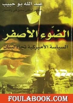 الضوء الأصفر: السياسة الأميركية تجاه لبنان