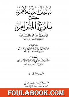 سبل السلام شرح بلوغ المرام من أدلة الأحكام - المجلد الثالث
