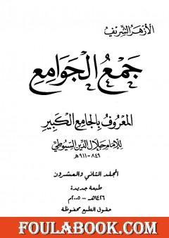 جمع الجوامع المعروف بالجامع الكبير - المجلد الثاني والعشرون