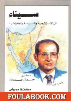 سيناء في الاستراتيجية والسياسة والجغرافيا