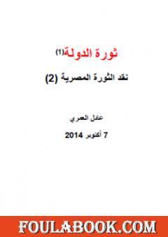 نقد الثورة المصرية 2 - ثورة الدولة