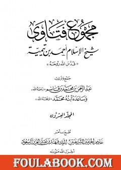 مجموع فتاوى شيخ الإسلام أحمد بن تيمية - المجلد العشرون: أصول الفقه ـ التمذهب