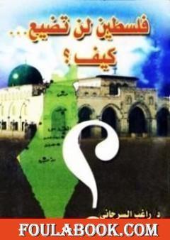فلسطين لن تضيع كيف